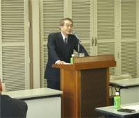田中秀征氏