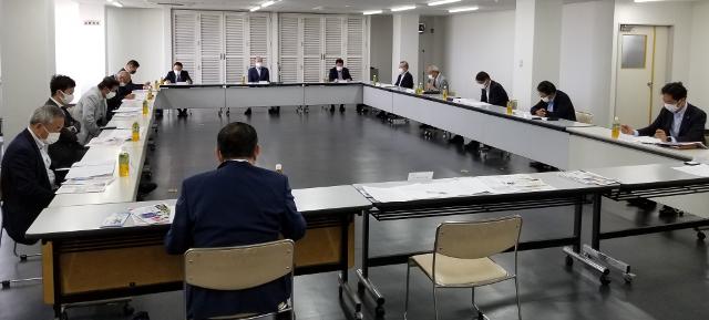 支部長会議(R2.10)