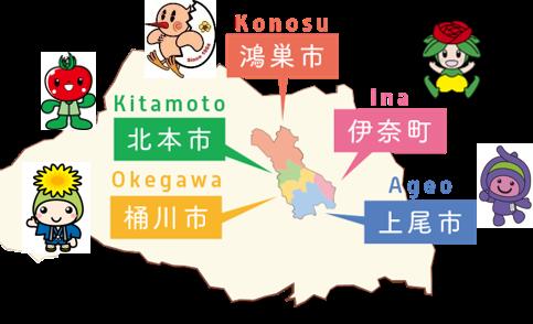 IKOKAマップ