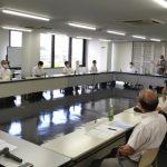 支部長会議(2021年8月)